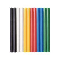 Extol Craft ragasztóstift klt., többszínű; 12db, 100×7,2 mm, bliszteren
