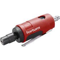 """Fortum pneumatikus furatköszörű, 125 mm hossz.,1/4""""; (6 és 3 mm befogás), 25.000 1/min, 127 l/min, 6,3 Bar, 1/4"""" csatl., 0,36kg"""