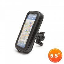 """Wheel Zone Kerékpáros telefontartó táska - érintőfelülettel - 5,5""""-ig"""