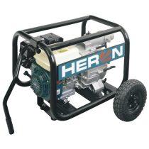 """Heron benzinmotoros zagyszivattyú, 6,5 LE (EMPH 80W), 3"""" (85mm-6menet)"""