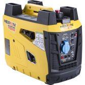 Heron benzinmotoros áramfejlesztő, 1,0kVA, 230V, digitális szabályzású