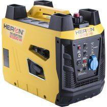 Heron benzinmotoros áramfejlesztő, 2 kVA, 230V, digitális szabályzású |8896219|