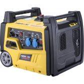 Heron benzinmotoros áramfejlesztő, 3,0 kVA, 230V, digitális szabályzással |8896221|
