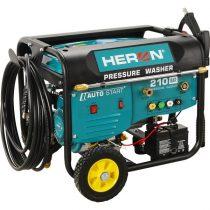Heron benzinmotoros magasnyomású mosó, 6 LE, automata távindítóval