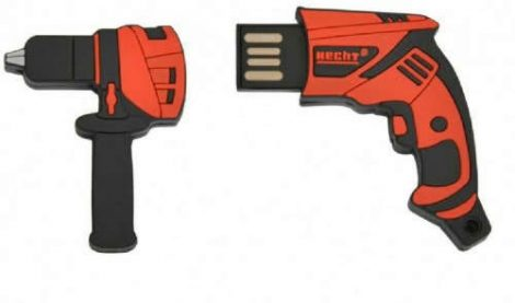 Hecht 32 gb usb flash (fúrógép)