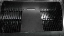 Hecht öntöttvas grill lemez