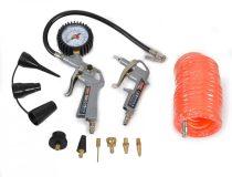 Hecht 002026 Pisztoly, Adapter és 5m Tömlő (2026, 2052, 2353-Hoz)