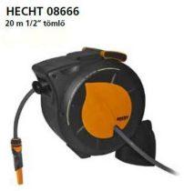 "Hecht tömlőtartó tömlővel 1/2"" 20m  HECHT08666 "