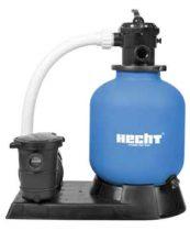 """Hecht homokszűrős vízforgató előszűrővel 16"""""""