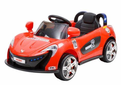 Hecht akkumulátoros gyerek autó (piros)  51117 