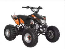 Hecht benzinmotoros quad 125 ccm |HECHT54125BLACK|