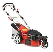 Hecht benzinmotoros fűnyíró, önjáró, háromkerekű |HECHT5433SW|