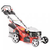 Hecht benzinmotoros önjáró fűnyíró 173ccm, 6 le munk.sz.:51  fém, mulcs |HECHT5534SWE5IN1|