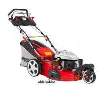 Hecht benzinmotoros fűnyíró, önjáró, három kerekű |HECHT5563SXE|