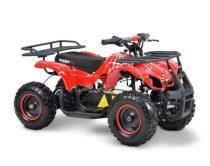 Hecht akkumulátoros gyerek quad (piros)