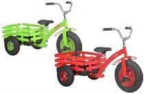 Hecht tricikli |HECHT59790GREEN|