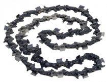 Hecht hecht lánc 3/8-1,5 mm, 410 szem, 7,6m