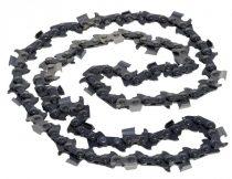 Hecht lánc 3/8-1,6 mm, 409 szem, 7,6m |75E25R|