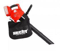 Hecht akkumulátoros lomb fúvó-szívó, akku+töltő nem tartozék |HECHT9440|