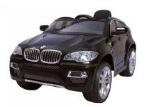 Hecht akkumulátoros gyerek autó |BMWX6-BLACK|