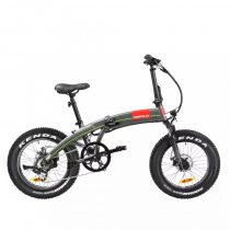 Hecht elektromos kerékpár, összecsukható |COMPOSXL|