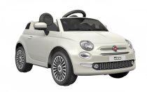 Hecht akkumulátoros kisautó |FIAT500-WHITE|