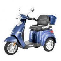 Hecht akkumulátoros robogó kék