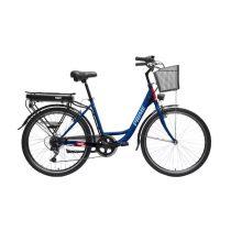 Hecht elektromos kerékpár+kosár |HECHTPRIMEBLUEK|