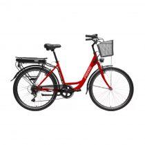 Hecht elektromos kerékpár+kosár |HECHTPRIMEREDK|