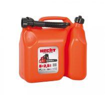 Hecht kombinált üzemanyagkanna 6+2,5 l |K00085|