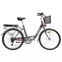 Hecht elektromos kerékpár+kosár |HECHTPRIMESHADOWK|