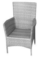Hecht rattan lux szék