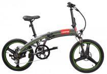 Hecht elektromos kerékpár, összecsukható