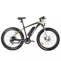 Hecht elektromos kerékpár fekete |fatboyblack|