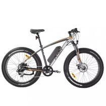 Hecht elektromos kerékpár ezüst |HECHTfatboysilver|