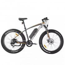 Hecht elektromos kerékpár ezüst |fatboysilver|