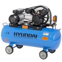 Hyundai HYD-100L/V2, 8bar, 240V/2200W Olajos Kompresszor |1104|