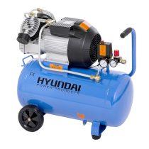 Hyundai HYD-50L/V2, 10bar 2200W Olajos Kompresszor  1215 
