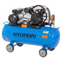 Hyundai HYD-100L/V2, 12,5bar 240V/2200W Olajos Kompresszor |1216|