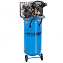 Hyundai HYD-100LA/V2, 8bar 240V/2200W Álló Olajos kompresszor |1257|