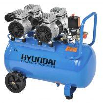 Hyundai HYD-50F, 8bar  Csendes Olajmentes Kompresszor |1327|