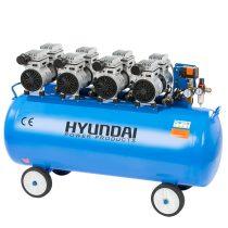 Hyundai HYD-200F,8bar Csendes Olajmentes Kompresszor  1330 