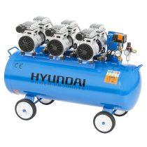 Hyundai HYD-100F, 8bar Csendes Olajmentes Kompresszor |1331|