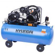 Hyundai HYD-200L/V2, 12.5bar, 380V/4000W Olajos Kompresszor |1380|