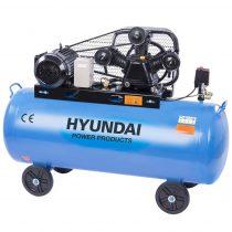 Hyundai HYD-200L/V3, 10bar, 380V/3000W Olajos Kompresszor  1381 