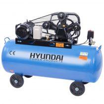 Hyundai HYD-100L/V3F, 10bar, 380V/3000W Olajos Kompresszor |1417|