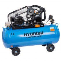Hyundai HYD-200L/V2, 10bar 380V/4000W Olajos Kompresszor |1448|