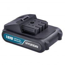 Hyundai 18 Voltos Li-Ion akkumulátor 1500mA |1451|