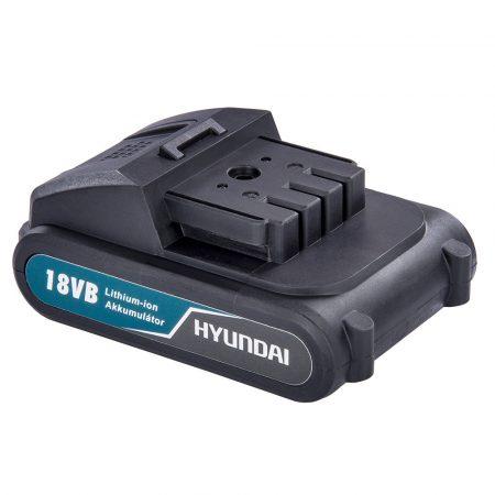 Hyundai 18VB Voltos Li-Ion akkumulátor 1500mA |1451|