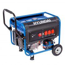 Hyundai HYD-G-5500W 230V Önindítós áramfejlesztő |5500|